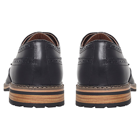 Buy KG by Kurt Geiger Toni Leather Brogue Shoes Online at johnlewis.com