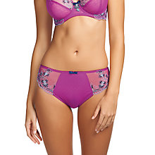 Buy Fantasie Melissa Briefs, Magenta Online at johnlewis.com