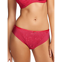 Buy Fantasie Allegra Thong, Rouge Online at johnlewis.com