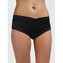 Buy Somerset by Alice Temperley Gatsby Briefs, Black Online at johnlewis.com