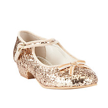 Buy John Lewis Ginger Glitter Shoe Online at johnlewis.com