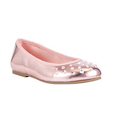 Buy John Lewis Girl Diana Diamante Shoe Online at johnlewis.com