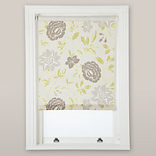 Buy John Lewis Olivia Daylight Roller Blind, Mocha Online at johnlewis.com