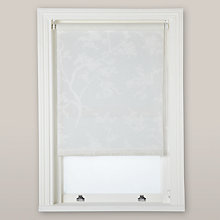 Buy John Lewis Japanese Tree Sheer Roller Blind Online at johnlewis.com