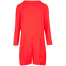 Buy Ted Baker Long Sleeved Mertica Playsuit Online at johnlewis.com