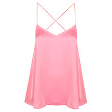 Buy True Decadence Cami Vest, Light Pink Online at johnlewis.com