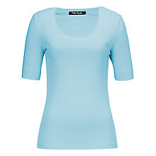 Buy Betty Barclay Short Sleeve Scoop Neck T-Shirt Online at johnlewis.com