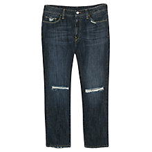 Buy Mango Karlie Boyfriend Fit Jeans Online at johnlewis.com