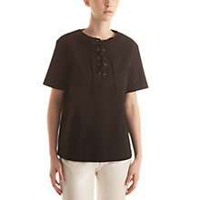 Buy Gérard Darel Top, Black Online at johnlewis.com