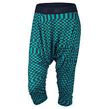 Buy Nike Tadasana Ikat Capri Trousers Online at johnlewis.com