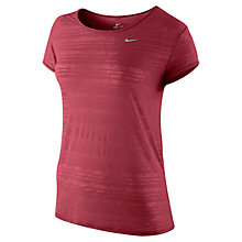 Buy Nike Dri-FIT Touch Breeze Running Top Online at johnlewis.com