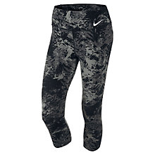 Buy Nike Legendary Tight Training Capri Trousers Online at johnlewis.com