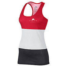 Buy Nike Run Sunset Tank Top Online at johnlewis.com