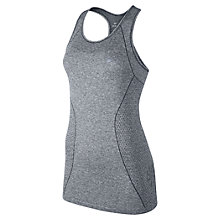 Buy Nike Dri-Fit Knit Tank Top Online at johnlewis.com