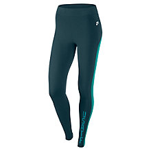 Buy Nike Run USATF Ankle Trousers, Nightshade/Turbo Green Online at johnlewis.com