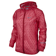 Buy Nike Vapor Cyclone Running Jacket Online at johnlewis.com