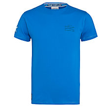 Buy Glasgow 2014 Commonwealth Games Team Scotland Crew Neck T-Shirt, Blue Online at johnlewis.com