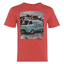 Buy Animal Handrails Graphic Print T-Shirt Online at johnlewis.com