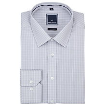 Buy Daniel Hechter Micro Grid Check Shirt Online at johnlewis.com