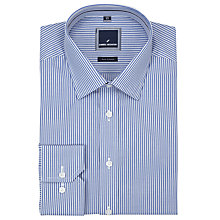 Buy Daniel Hechter Bold Stripe Shirt, Blue/White Online at johnlewis.com
