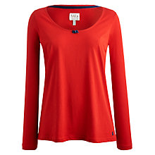 Buy Joules Lianne Jersey Pyjama Top Online at johnlewis.com