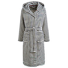 Buy Joules Rita Stripe Robe Online at johnlewis.com