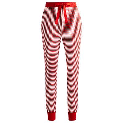 Joules Kelsa Cuffed Pyjama Pants, Red Stripe