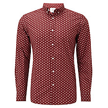 Buy John Lewis Snow Flake Print Long Sleeve Shirt Online at johnlewis.com
