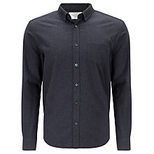 Buy John Lewis Long Sleeve Flannel Shirt Online at johnlewis.com