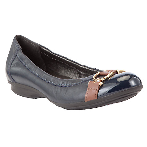 Buy John Lewis Designed for Comfort Chateaux Leather Shoes Online at johnlewis.com