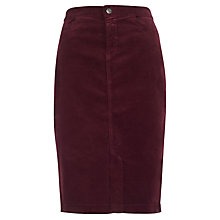 Buy Collection WEEKEND by John Lewis Cord Skirt Online at johnlewis.com