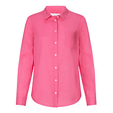 Buy John Lewis Brushed Cotton Shirt Online at johnlewis.com