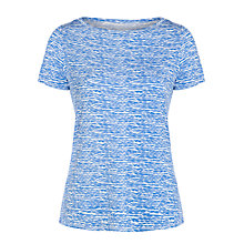Buy John Lewis Cloud Stripe Top Online at johnlewis.com