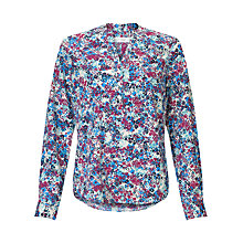 Buy John Lewis Garden Print Tunic Top Online at johnlewis.com