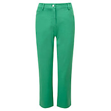 Buy Viyella Cotton Capri Trousers Online at johnlewis.com