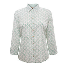 Buy East Eden Print Shirt, Whitex Online at johnlewis.com