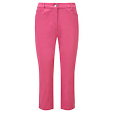 Buy Viyella Foxglove Cropped Jeans, Foxglove Online at johnlewis.com