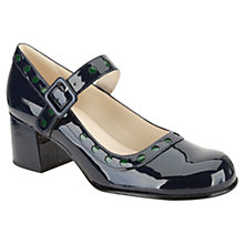 Buy Clarks Orla Kiely Dorothy Patent Leather Mary-Jane Court Shoes Online at johnlewis.com