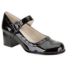 Buy Clarks: Orla Kiely Dorothy Patent Leather Mary-Jane Court Shoes Online at johnlewis.com