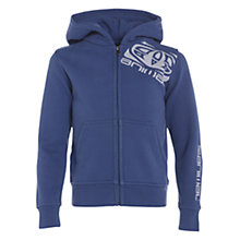 Buy Animal Boys' Shakas Zip-Through Hoodie, Navy Online at johnlewis.com