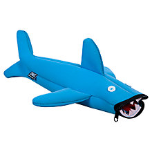 Buy Animal Bruce Pencil Case, Bright Blue Online at johnlewis.com