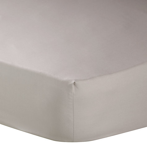 Buy John Lewis Egyptian Cotton 200 Thread Count Fitted Sheets, Pack of 2 Online at johnlewis.com