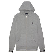 Buy Fred Perry Bold Zipped Hoodie Online at johnlewis.com