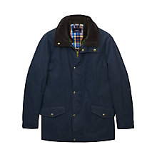 Buy Gant Double Decker Jacket, Sailor Blue Online at johnlewis.com