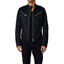 Buy Diesel J-Dash Moti Jacket, Black Online at johnlewis.com