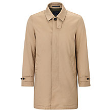 Buy Gant Classic Cotton Rain Coat, Beige Online at johnlewis.com