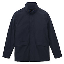 Buy Gant Double Jacket, Navy Online at johnlewis.com