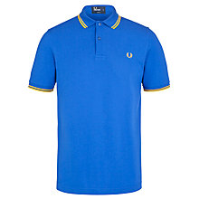 Buy Fred Perry M3600 Twin Tipped Shirt Online at johnlewis.com