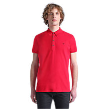 Buy Diesel T-Alfred Cotton Polo Shirt Online at johnlewis.com