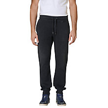 Buy Diesel Pascales Jogger Trousers, Black Online at johnlewis.com